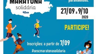 Foto de Sesc Paraná promove maratona solidária no estado