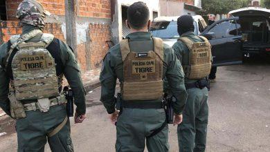 Foto de Megaoperação combate crime organizado na divisa do Paraná e São Paulo