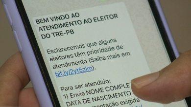 Foto de Eleitor pode confirmar número de WhatsApp das zonas eleitorais no site do TRE-PR