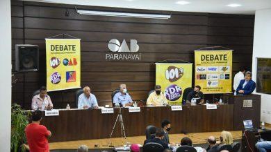 Foto de OAB, Diocese de Paranavaí e FM 101,9 realizam debate com candidatos a prefeitos de Paranavaí