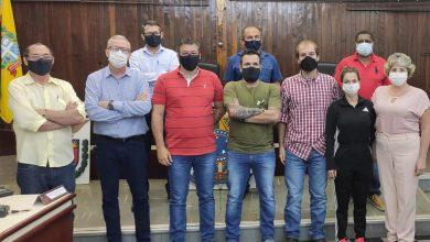Foto de Câmara de Vereadores de Paranavaí recebe visitas durante a semana