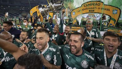 Foto de Palmeiras derrota Grêmio e conquista o tetra na Copa do Brasil 2020