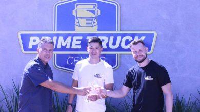 Foto de Inauguração da Prime Truck Center em Paranavaí