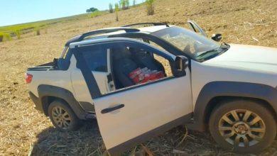 Foto de Suposto traficante chama a polícia após ter o carro carregado com maconha roubado