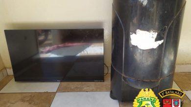 Foto de Homem que furtava casas em Tamboara é preso pela Polícia Militar