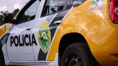 Foto de Polícia Militar atende a ocorrência de furto seguido de golpe em Alto Paraná