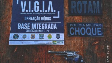 Foto de Jovem morre ao trocar tiro com a Polícia em Marilena