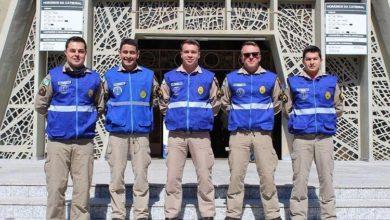 Foto de Bombeiros do 9ºSGBI participam de Curso de Aprimoramento em Maringá