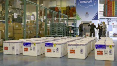 Foto de Paraná receberá 649.420 doses de vacinas contra Covid-19 nesta semana