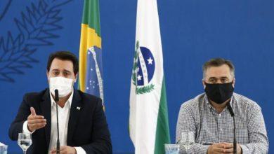 Foto de Governador e secretário da Saúde anunciam uma AME para Paranavaí