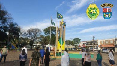 Foto de Polícia Militar de Loanda participa de evento em homenagem a Semana da Pátria