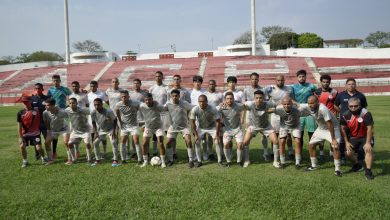 Foto de Atlético Paranavaí perde amistoso para o Aruko Sports Brasil