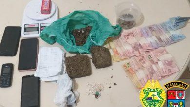 Foto de Polícia Militar desmantela ponto de tráfico de drogas em Alto Paraná