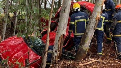 Foto de Mulher morre e homem fica gravemente ferido após acidente na PR 158 entre os dois trevos de Tamboara (PR)