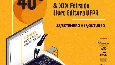 Foto de Sesc realiza a 40º Semana literária e a XIX Feira do Livro da editora UFPR