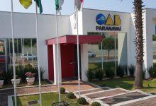 Foto de Colégio de Presidentes da OAB-PR  começa nesta quinta em Paranavaí